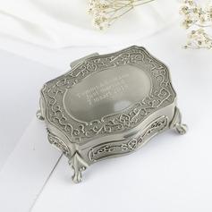 Bride Gaver - Personaliseret Classic Legering Smykkeskrin (255170422)