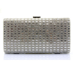 Classical Acrylic/PU Clutches/Wristlets