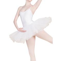 Donna Abbigliamento danza Dello spandex Balletto Esibizione Prova Body