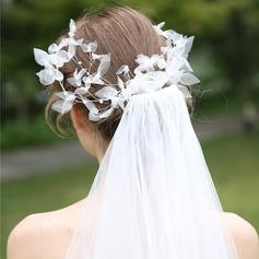 Hyvät Kaunis Valetaskua helmi/Voile Kammataan ja baretti jossa Venetsialaine Helmi (Myyty yhtenä palana)