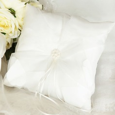 Elegant Ring Pillow in Silk (103143822)