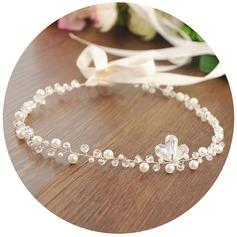 Damen Glamourös Faux-Perlen Stirnbänder (In Einem Stück Verkauft)