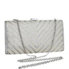 Elegant polyester/Beading Grepp/Satchel
