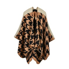 Polyester Acrylic Fashion Shawl