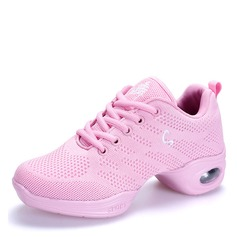 Women's Mesh Sneakers Modern Sneakers Practice Dance Shoes