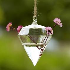 Forma de cone Vidro Vaso