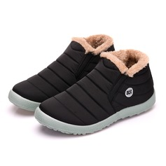 Men's Fabric Snow Boats Men's Boots