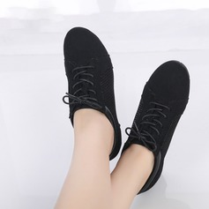 Unisex Suede Mesh Modern Practice Dance Shoes