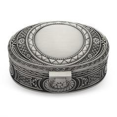 Tappning Legering/Silver Damer' Smyckeskrin