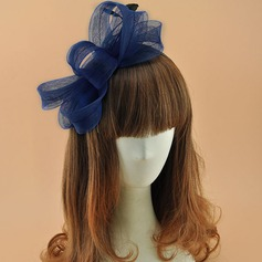 Damer' Elegant polyester Fascinators/Tea Party Hattar (196122285)