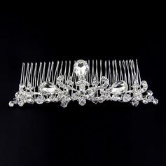 Fashion Crystal/Rhinestone/Austrian Crystal Combs & Barrettes
