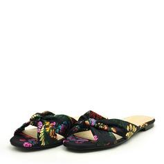 Kvinnor Majskli Flat Heel Sandaler Platta Skor / Fritidsskor Tofflor med Andra skor