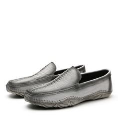 Men's Real Leather Penny Loafer Casual Men's Loafers