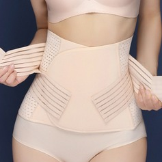 Kvinnor Klassisk stil/Tillfällig polyester Midjebandspelare Shapewear