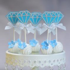Décoration pour gâteaux (Lot de 10)