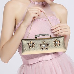 Girly PU Satchel/Totes