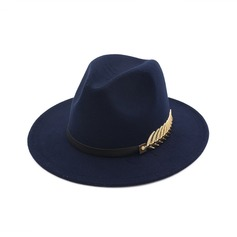 Unisex Fashion Felt Fedora Hat