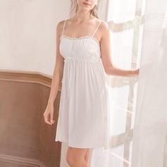 Coton Girly de Nuptiale/Féminine Vêtements de nuit/Lingerie De Mariée