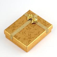 Beautiful Cardboard Ladies' Jewelry Boxes