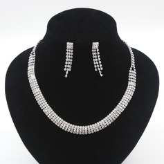 Classic Alloy/Metal Women's/Ladies' Jewelry Sets