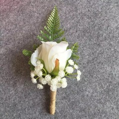 Classic Cloth Boutonniere (Sold in a single piece) - (123191111)