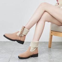 Similicuir Talon bas Chaussures plates Escarpins Compensée Chaussons avec Brodé Boucle Bande élastique chaussures