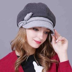 Damen Schöne Polyester Baskenmütze Hut