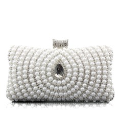 Mode Tal / Strass/Acryl/PU Koppelingen/Fashion Handbags