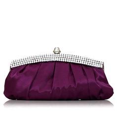 Prächtig Seide/Kristall / Strass/Strass Handtaschen/Wristlet Taschen