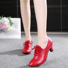 Женщины На каблуках качать Обувь для танцев