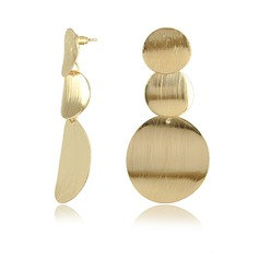 Chic Alliage Dames Boucles d'oreille de mode (137048404)