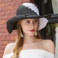 Dames Simple Polyester Disquettes Chapeau