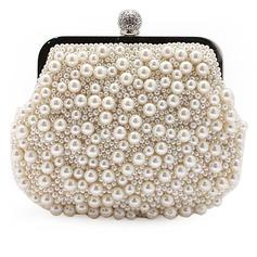 Style Pearl Oäkta Pearl Grepp