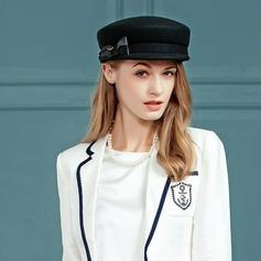 Damene ' Utrolig Ull med Bowknot Diskett Hatt