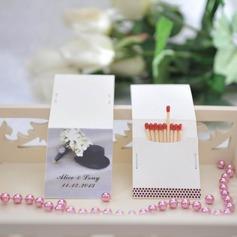 Personalizado Chapéu papel cartão duro (Conjunto de 50)