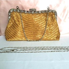 Charming Beading/Embroidery Wristlets/Fashion Handbags