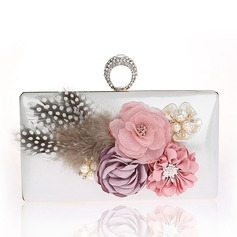 Elegant PVC Grepp/Handledsväskor/Totes väskor/Brudväska/Mode handväskor/Makeup Väskor/Lyx Bag (012141821)