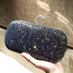 Shining Sequin Clutches/Satchel