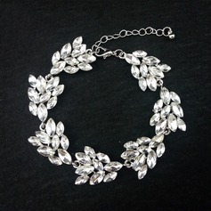 Mooi Legering/Steentjes met Strass Dames Armbanden