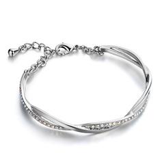 Chaîne délicate Bracelets de demoiselle - Cadeaux Saint Valentin Pour Elle (106215277)