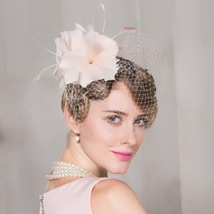 Ladies' Lovely Net Yarn Fascinators