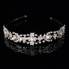 Ladies Beautiful Rhinestone/Alloy Tiaras (042107524)