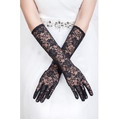 Тюль локоть длина Свадебные перчатки