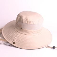 Senhoras Moda/Único Poliéster De disquetes Chapéu