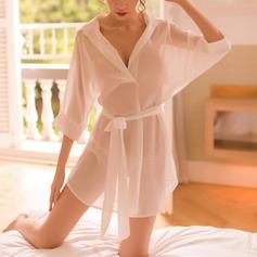 Šifón Simple And Elegant Spodní prádlo Set/Panenka