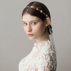 Damer Särskilda Fauxen Pärla Pannband med Venetianska Pärla (Säljs i ett enda stycke)