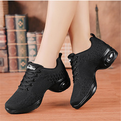 Women's Fabric Sneakers Modern Jazz Sneakers Dance Shoes (053219066)