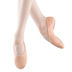 Femmes Vrai cuir Chaussures plates Ballet Chaussures de danse
