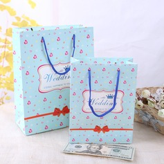 Heart style Favor Bags