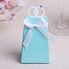 With This Ring Engagement Ring Favor Box